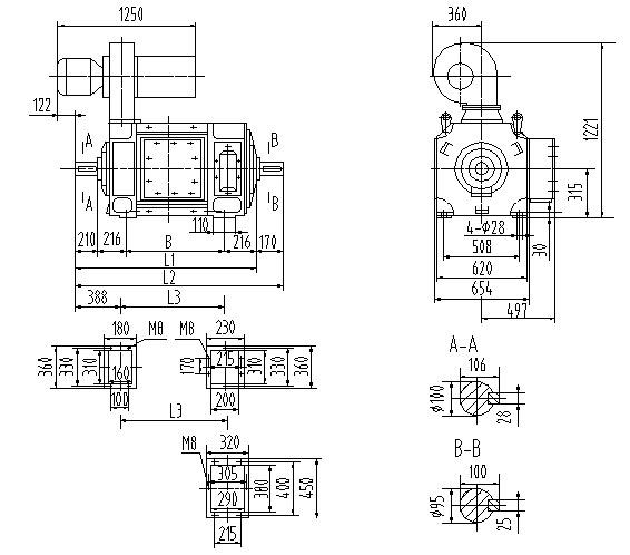 电路 电路图 电子 工程图 平面图 原理图 566_498